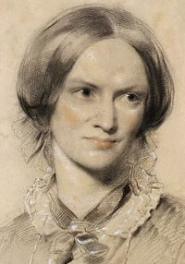 WRITER'S FACE Charlotte Brontë by George Richmond.