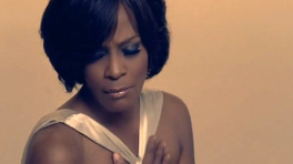 LOOK LIKE YOU Whitney Houston's maturation reveals her striking resemblance to cousin DIonne Warwick.