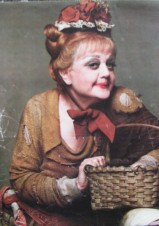 BLOODY BAKER Lansbury as Nellie Lovett in Sweeney Todd.