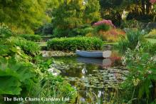 GULLY TRANSFORMED The water garden at The Beth Chatto Gardens (Photo: The Beth Chatto Gardens).