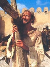 GAY MESSIAH Graham Chapman in Monty Python's The Life of Brian.