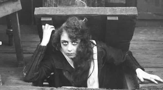 Lottie Lyell – the sentimental girl