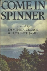 HOME SPUN First edition cover (1951).