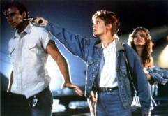 TURNING POINT Things escalate quickly in Thelma & Louise.