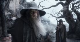 SCRIPT SPOILERS Gandalf and Radgast in search of Sauron.
