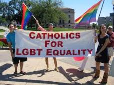 GAY CATHOLICS Want communion, and they want it now.