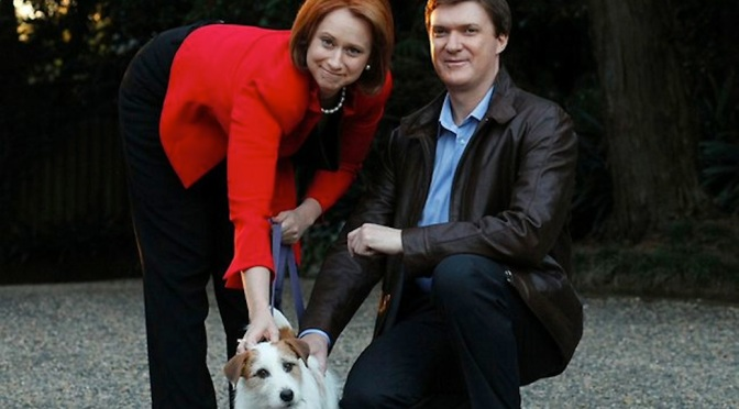 Amanda Bishop – the UnReal Julia Gillard