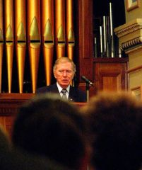 WHO'S WHO The Hon Justice Michael Kirby.