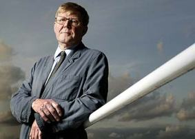 KEEPS THEM GUESSING Writer Alan Bennett.