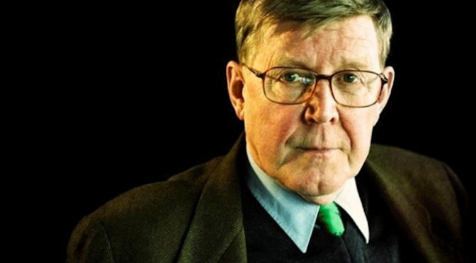 Alan Bennett – the mystery boy