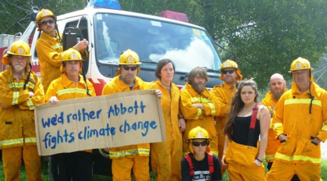 Burning issues for Tony Abbott