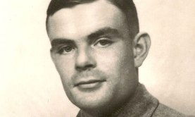CODEBREAKING ENIGMA Alan Turing (1912-1954).
