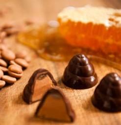 HIVE OF ACTIVITY Josophan's Fine Chocolates.