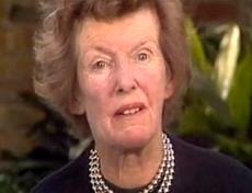 LADY LINDSAY Joan Lindsay (1896-1984).