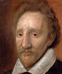 MASTER BURBAGE Player Richard Burbage (Dulwich Gallery, London).