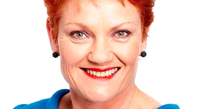 We need to talk about Pauline