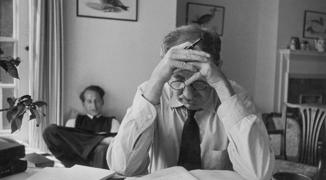 Dodging reality with E.M. Forster