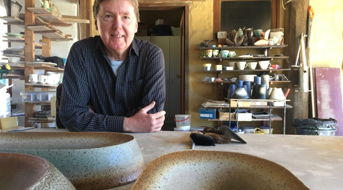 Perseverance key to Powell's pottery
